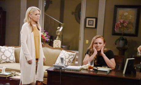 Abigail Is In Hiding - Days of Our Lives