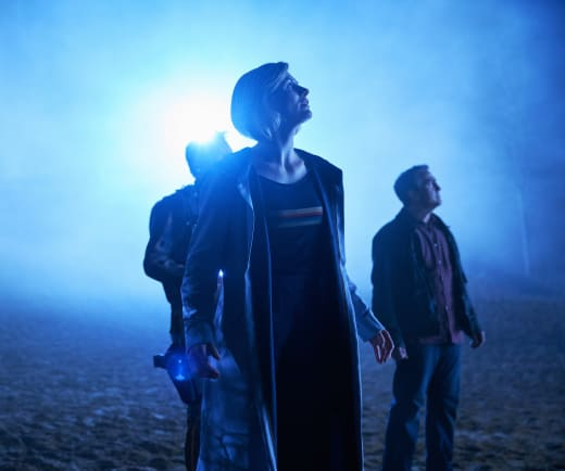 Feeling a Bit Blue, Are They? - Doctor Who Season 11 Episode 2