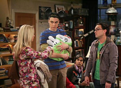 Watch The Big Bang Theory Season 3 Episode 20 Online