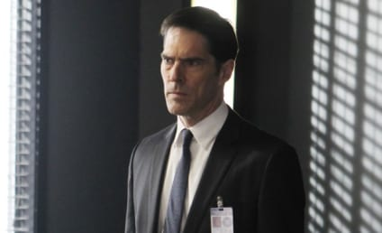 Thomas Gibson: Fired from Criminal Minds!