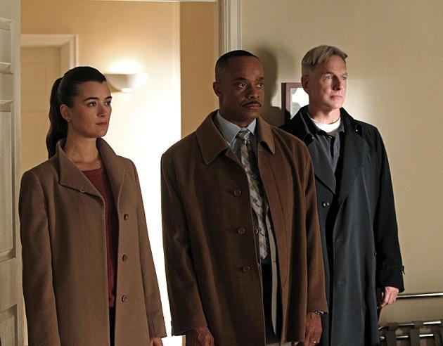 Ziva, Vance, Gibbs