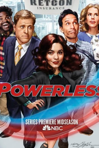 Powerless Poster 2
