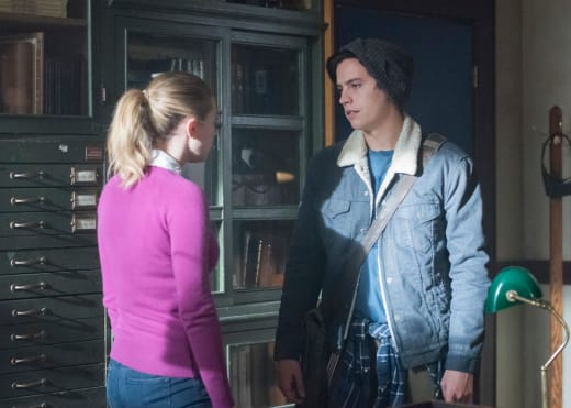 Looking For Answers - Riverdale