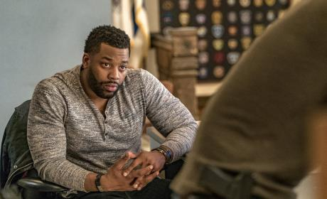 Atwater - Chicago PD Season 4 Episode 20