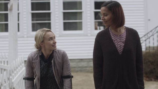 Juliette and Hallie - Nashville Season 5 Episode 8