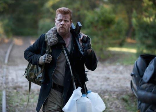 Michael Cudlitz as Abraham