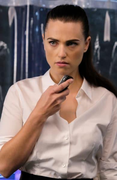 First Subject - Supergirl Season 4 Episode 7