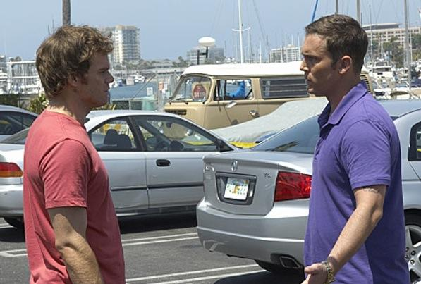 Dexter and Quinn