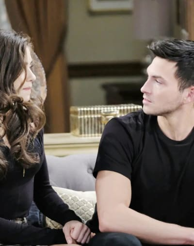 Ben Shares His Suspicions - Days of Our Lives