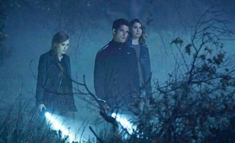 A Missing Friend - Teen Wolf