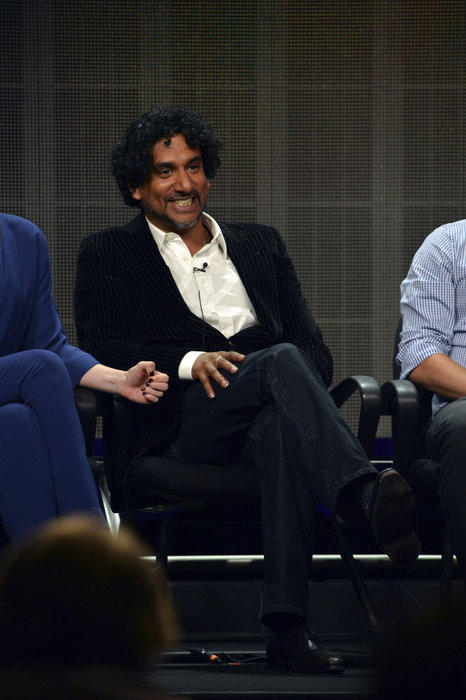 Naveen Andrews at the TCA Press Tour