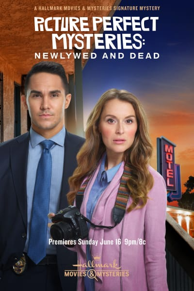 Picture Perfect Mysteries Poster