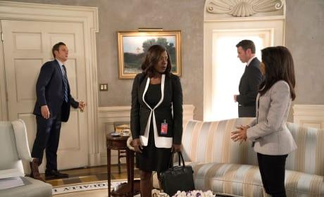 What's Next? - Scandal Season 7 Episode 12