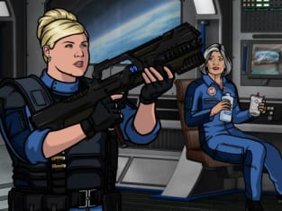 Archer Season Finale Review: Self Awareness in Space - TV