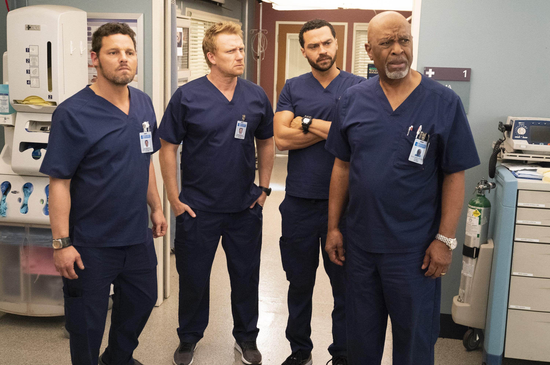 Greys Anatomy Season 15 Episode 13 Review I Walk The Line Tv Fanatic