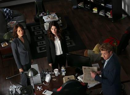 Watch The Mentalist Season 6 Episode 12 Online