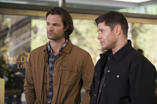 Sam and Dean take on a new case - Supernatural Season 12 Episode 16