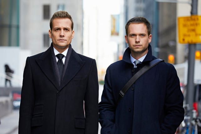 All the Season 1 Feels - Suits