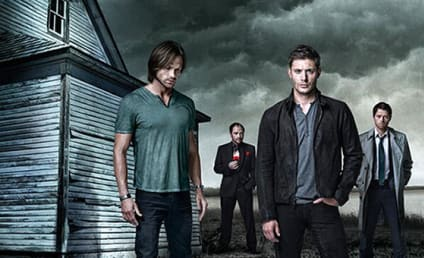 Supernatural Season 9 Poster: Prepare for the Fall