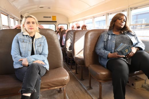 Riding The Bus - Good Girls Season 2 Episode 10