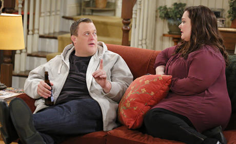 Mike Is Surprised - Mike & Molly