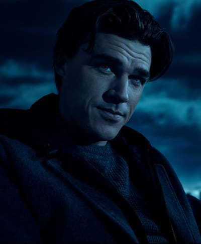 Finn Wittrock as Harry Gardner - American Horror Story