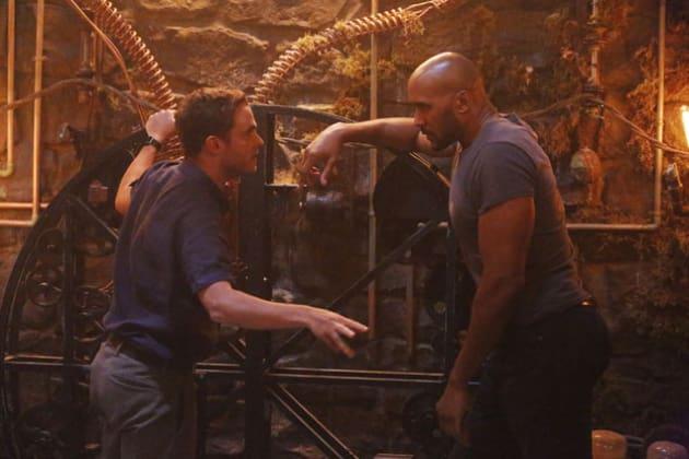 Convincing Mack - Agents of S.H.I.E.L.D. Season 3 Episode 2