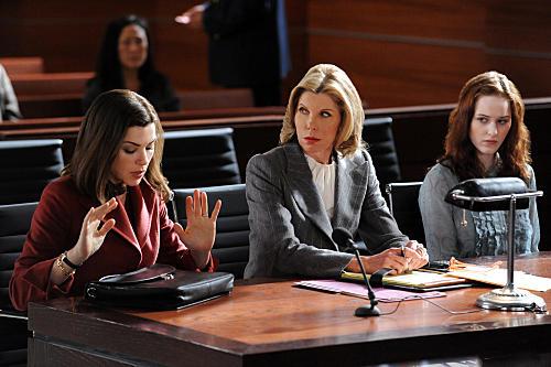 Shaken in Court