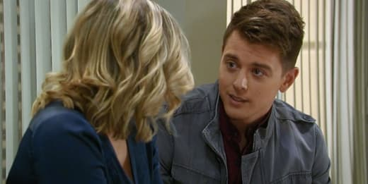 Michael and Maxie — General Hospital