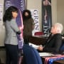 Barry Bostwick on Scandal