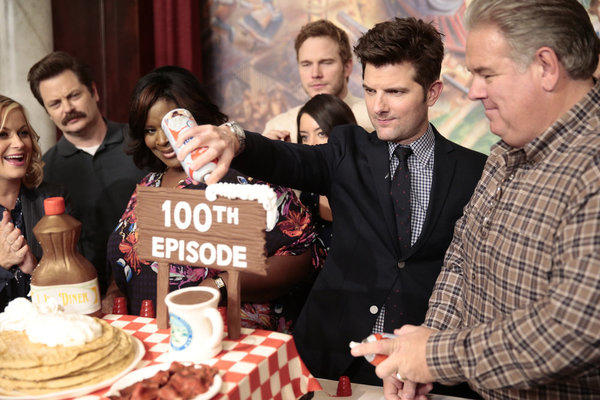 A Parks and Recreation Celebration