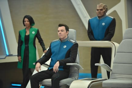 A Good Team - The Orville Season 1 Episode 1