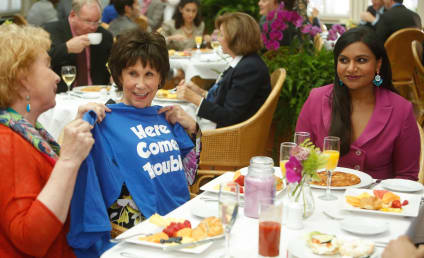The Mindy Project Season 3 Episode 2 Review: Annette Castellano Is My Nemesis