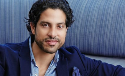 Criminal Minds Season 12 Nabs Adam Rodriguez as Season Regular