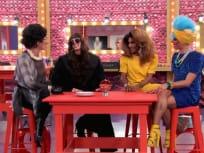 Reading Brunch - RuPaul's Drag Race