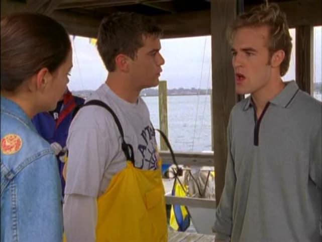 Dawson Sails for Love - Dawson's Creek