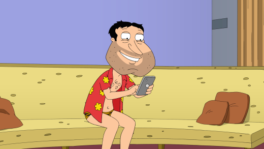 The Dating App - Family Guy
