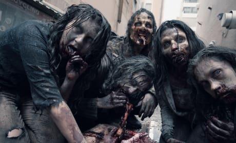 Feeding Frenzy - Fear the Walking Dead Season 4 Episode 16