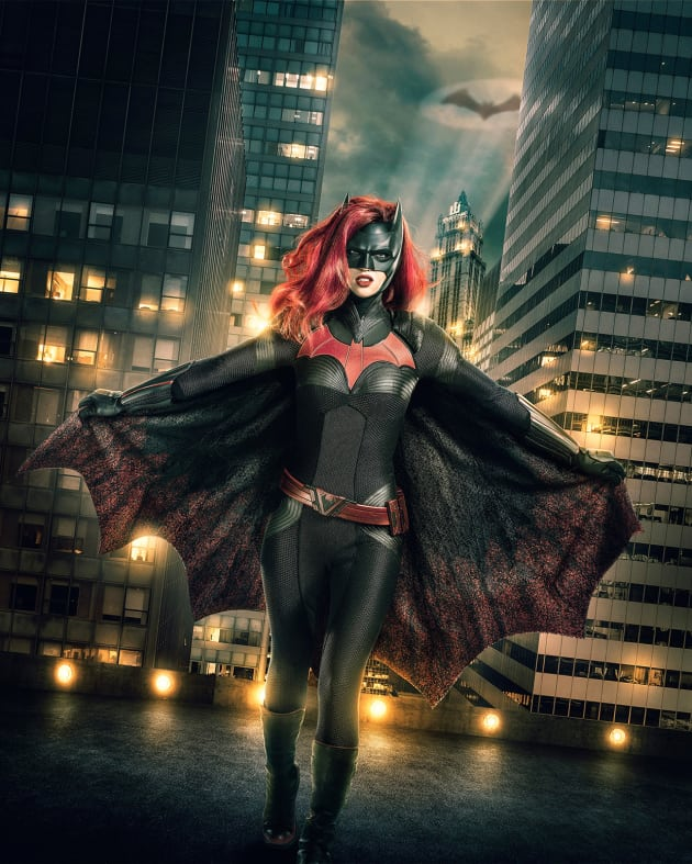 Ruby Rose as Batwoman - Arrow