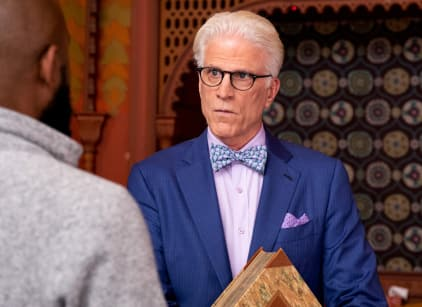 Watch The Good Place Season 3 Episode 11 Online