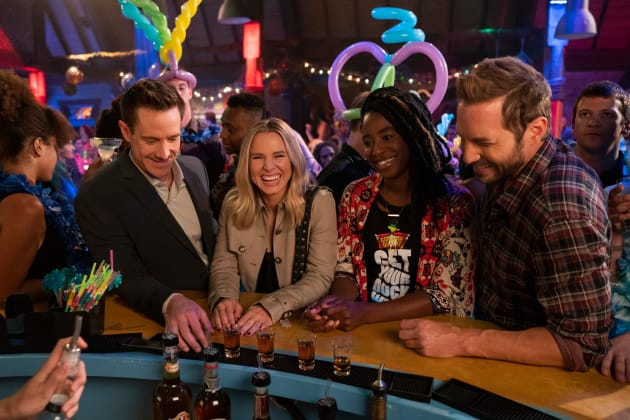 Spending Time Together - Veronica Mars