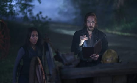 Resurrecting the Monster - Sleepy Hollow Season 2 Episode 2