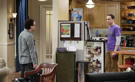 Discussing Big Changes - The Big Bang Theory Season 9 Episode 1