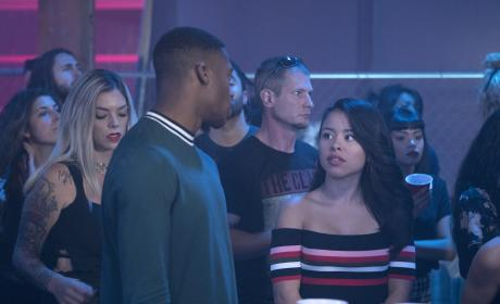 Mariana's Crush - The Fosters Season 5 Episode 5