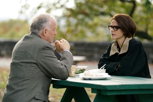 Scouring for Information - The Americans Season 6 Episode 2