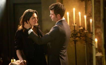 CW Fall Schedule: The Originals on the Move, The Flash Arrives