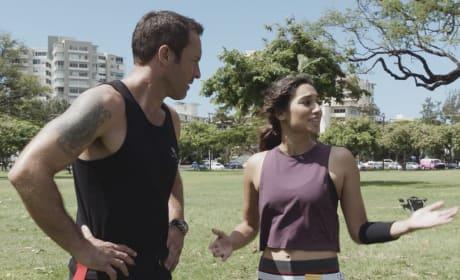 Talking Smack - Hawaii Five-0 Season 9 Episode 8
