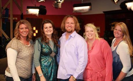 Kody Brown and the Sister Wives