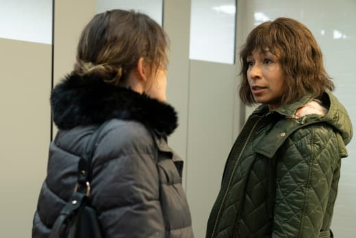 Julia Tries To Bargain - Dietland Season 1 Episode 8