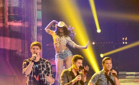 Restless Road Performs